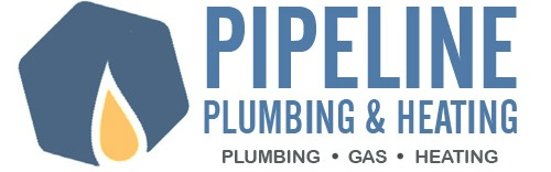 Pipeline Plumbing & Heating Logo